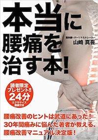 本当に腰痛を治す本!〜腰痛改善のヒントは武道にあった!〜